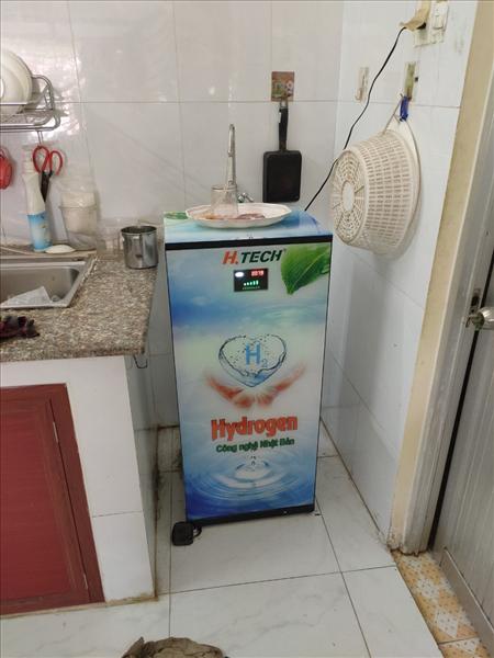 Máy lọc nước hydrogen RO 916H ( Tủ Kính 3D )