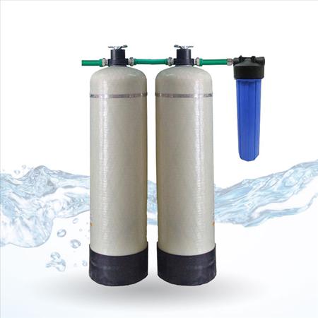 Thiết bị xử lý nước nhiễm đá vôi 2-3m3/h