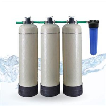 Thiết bị xử lý nước nhiễm đá vôi 3m3/h